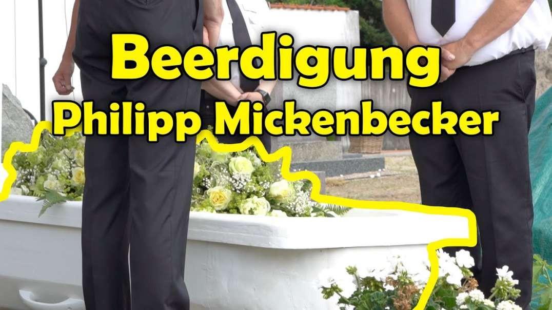 Philipps Beerdigung